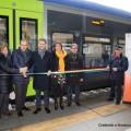 Inaugurazione del treno ATR220 Swing sulla tratta Potenza-Foggia - Foto FS Italiane