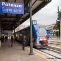 L'Atr220 Swing in sosta a Potenza Superiore - Foto FS Italiane