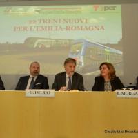 La conferenza stampa - Foto FS Italiane
