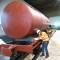 Un carro cisterna a scartamento ridotto nel DL di Castelvetrano - Foto Fondazione FS