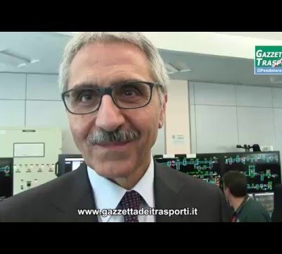 Passante Ferroviario di Palermo - Intervista all'AD di RFI Maurizio Gentile