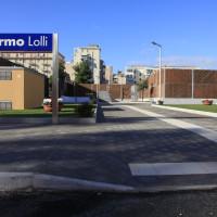 Esterno stazione Lolli - Foto Gruppo FS Italiane