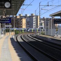 La stazione Maredolce - Foto Gruppo FS Italiane