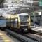 Il nuovo treno della metropolitana di Genova in sosta a Brignole - Foto Ansaldo STS