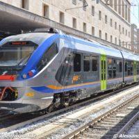 ETR425 Jazz Treno 79 a Roma Termini - Foto Alessandro Bordonaro