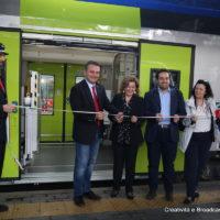 Taglio del nastro inaugurale dei nuovi VIvalto per l'Emilia-Romagna - Foto FS Italiane