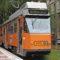 La linea 12 torna a percorrere via Mac Mahon - Foto Manuel Paa