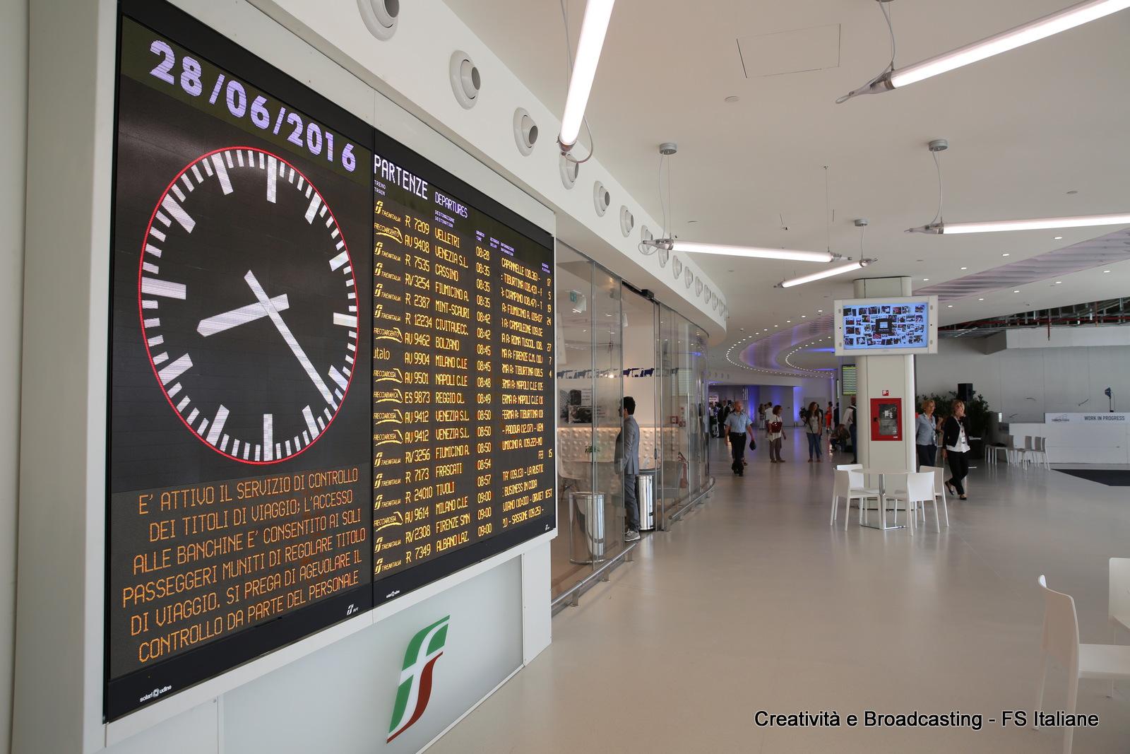 Apre Terrazza Termini La Nuova Lounge Della Stazione Di