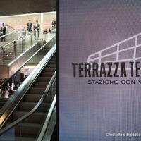 Terrazza Termini, la nuova lounge della stazione di Roma Termini - Foto FS Italiane