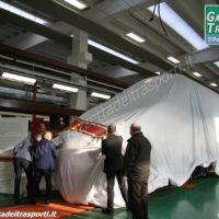 Lo svelamento del Pendolino EVO di Alstom per NTV - Foto Manuel Paa