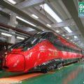 Il Pendolino EVO di Alstom per NTV - Foto Manuel Paa