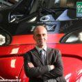 Il presidente di NTV, Andrea Faragalli - Foto Manuel Paa