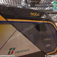 Particolari del treno Rock - Foto Cristian Giovangiacomo