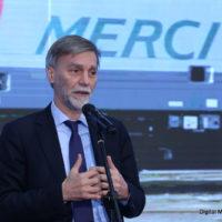 Ministro Delrio - Foto FS Italiane