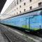 Treno Verde in sosta a Roma Termini - Foto FS Italiane