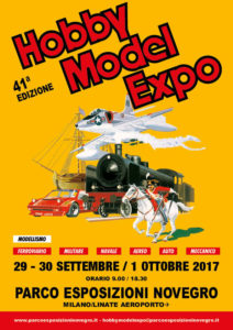 Settembre 2017 - Happy Model Expo 2017