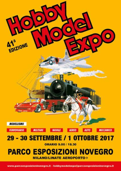 Settembre 2017 - Happy Model Expo 2017