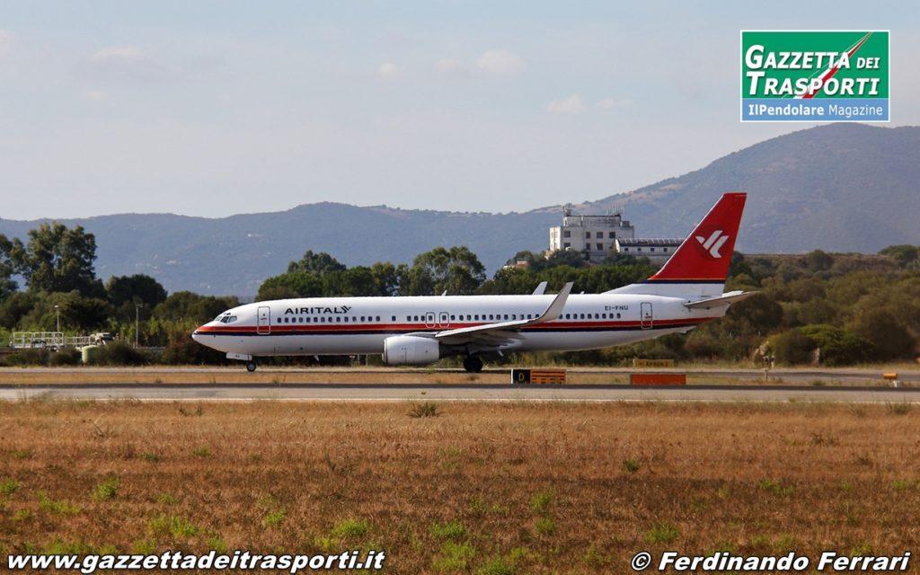Boeing 737-800 Air Italy - Foto di Ferdinando Ferrari