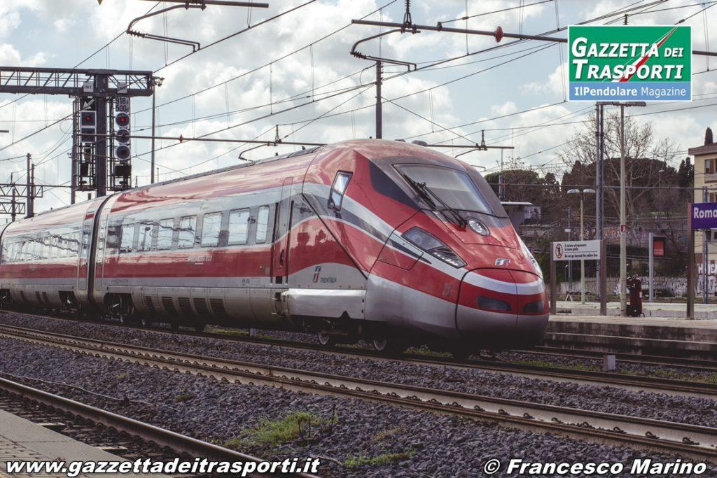 ETR 400 n°21 - Foto di Francesco Marino