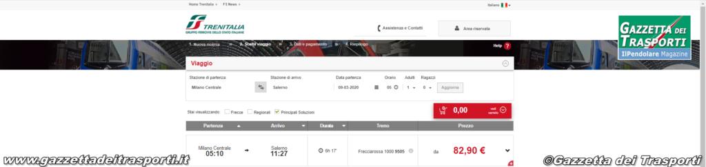 Frecciarossa 1000 9505-1