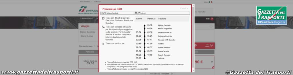 Frecciarossa 1000 9505-2