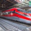 """ETR 400 n°28 """"10 anni di Frecciarossa"""" a Roma Tiburtina - Foto di Francesco Marino"""