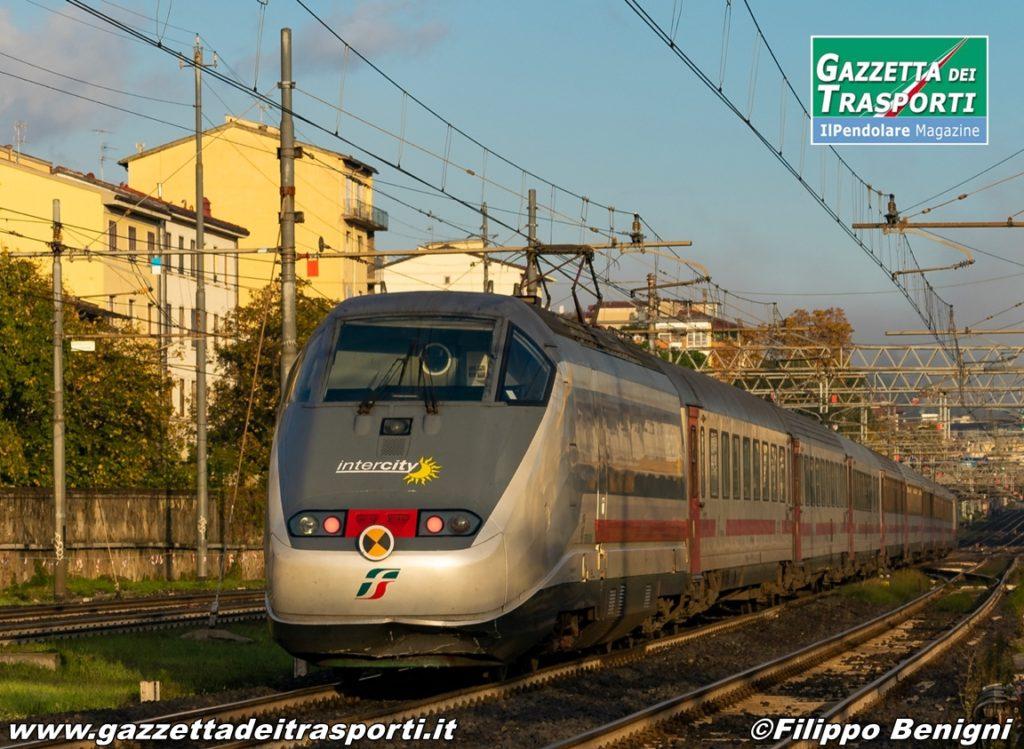 E414 InterCity di Trenitalia - Foto di Filippo Benigni